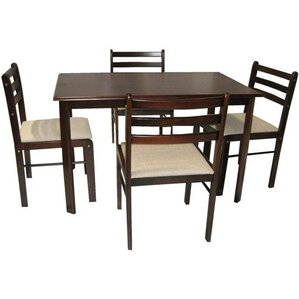 High Quality Sussex 5 Piece Dining Set Part 30