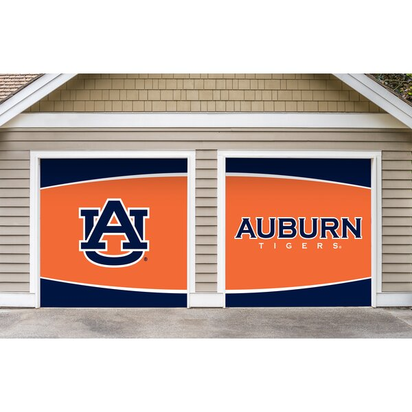 2 Piece NCAA Garage Door Mural Set by Victory Corps