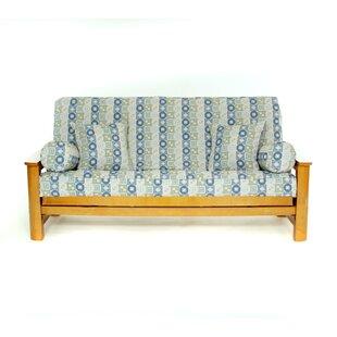 Spa Box Cushion Futon Slipcover