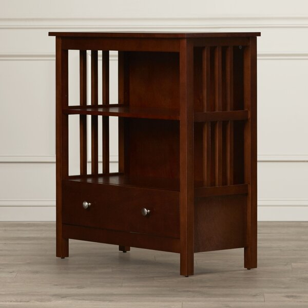 Shackleford Standard Bookcase by Charlton Home Charlton Home