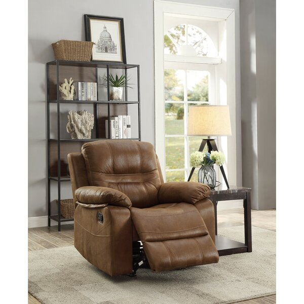 Eidson Manual Rocker Recliner [Red Barrel Studio]