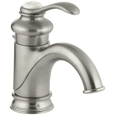 Faucet Brushed Nickel 556 Product Image