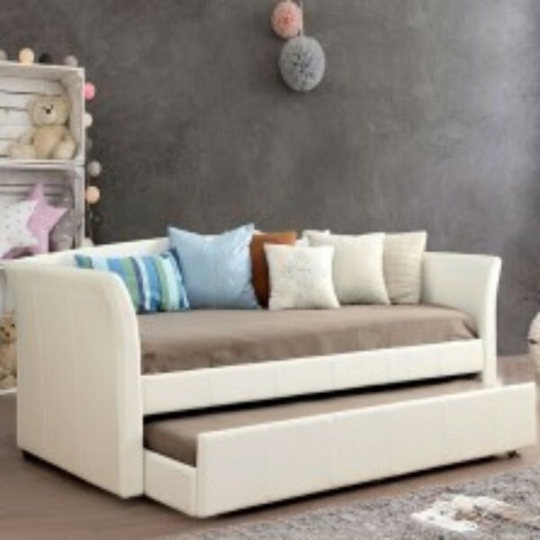 Shephard Twin Daybed With Trundle By Ivy Bronx