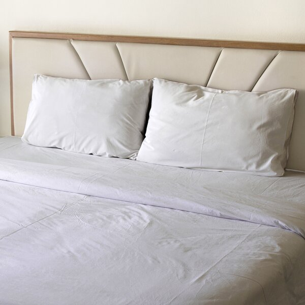 Erlandson Egyptian-Quality Cotton Feel Extra Soft 1800 Thread Count Microfiber Sheet Set by Red Barrel Studio