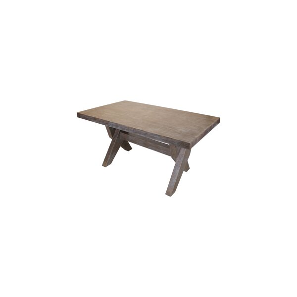 Modern Lofland Dining Table By Gracie Oaks No Copoun