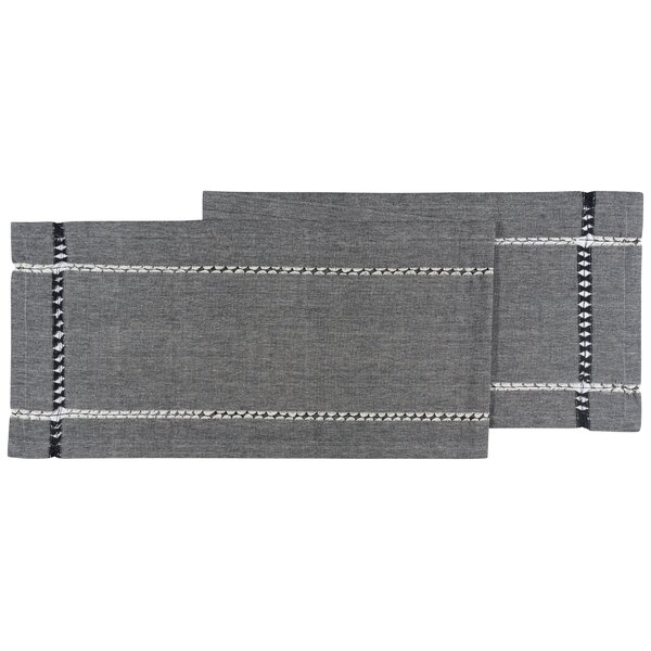 Zybert Knotted Table Runner by August Grove