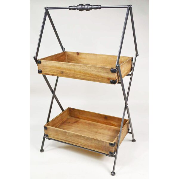 17 W x 29.5 H Bathroom Shelf by GT DIRECT CORP