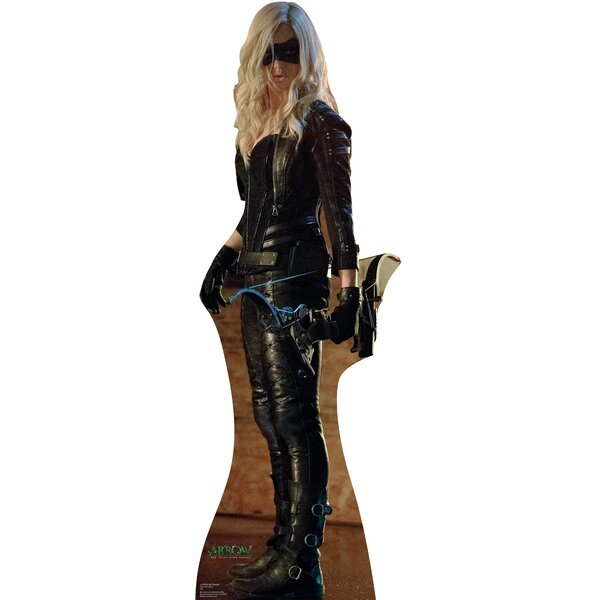 Sara Lance Canary - TV Series Arrow Cardboard Standup by Advanced Graphics