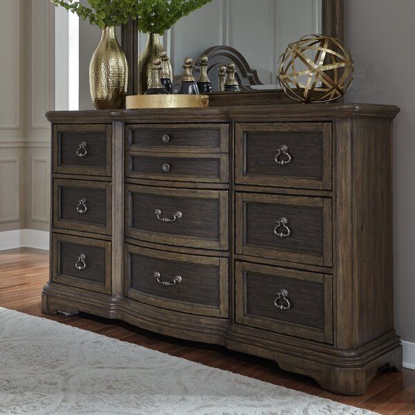 Wyndell 9 Drawer Dresser by Williston Forge
