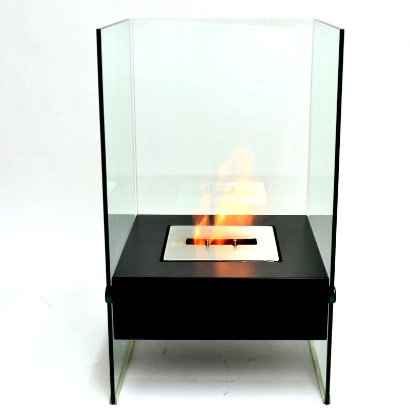 Chic Fireplaces Bismarck Bio-Ethanol Tabletop Fireplace | Wayfair