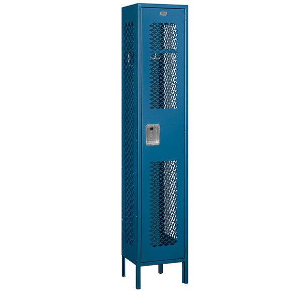 1 Tier 1 Wide Gym Locker by Salsbury Industries