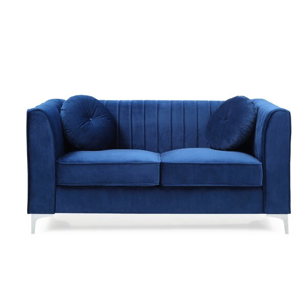 Adhafera Loveseat by Mercer41