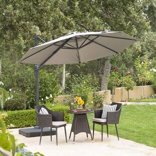 Delicieux Grey Patio Umbrellas