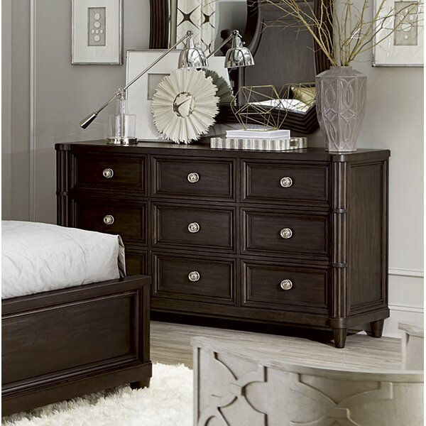 Patel 9 Drawer Standard Dresser by Darby Home Co