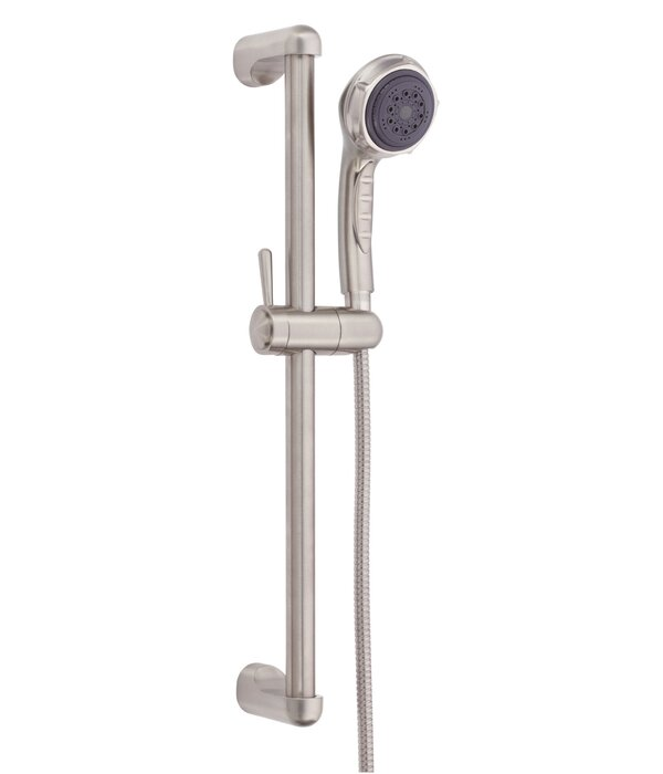 Danze Thermostatic 3-Function Hand Shower with Slide Bar