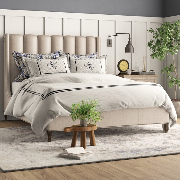 Tower Place Upholstered Standard Bed by Lexington