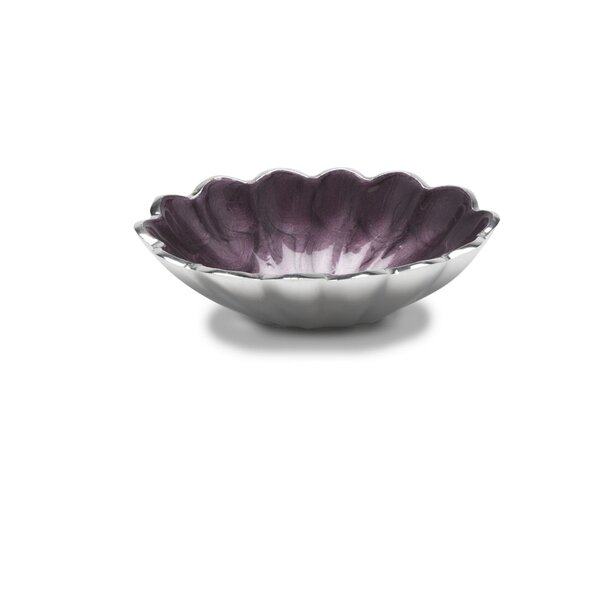 Peony 5 Oval Bowl by Julia Knight Inc