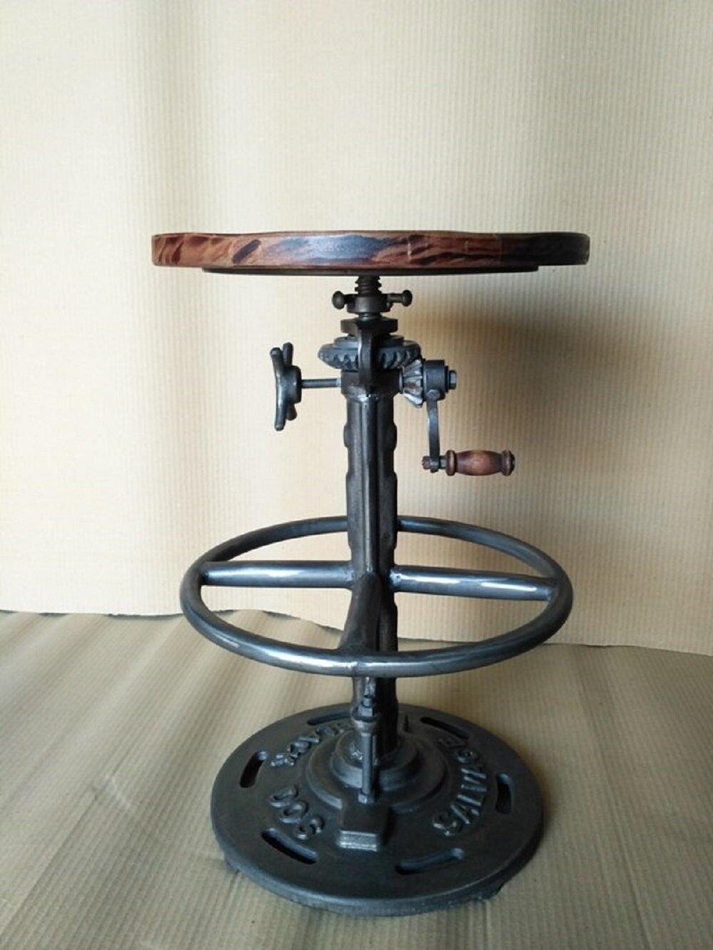 Remarkable Miranda Metal Adjustable Height Swivel Bar Stool Gamerscity Chair Design For Home Gamerscityorg
