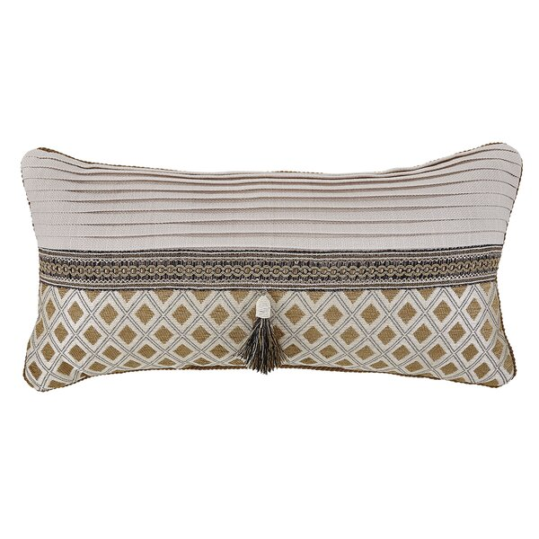Philomena Boudoir Lumbar Pillow by Croscill Home Fashions