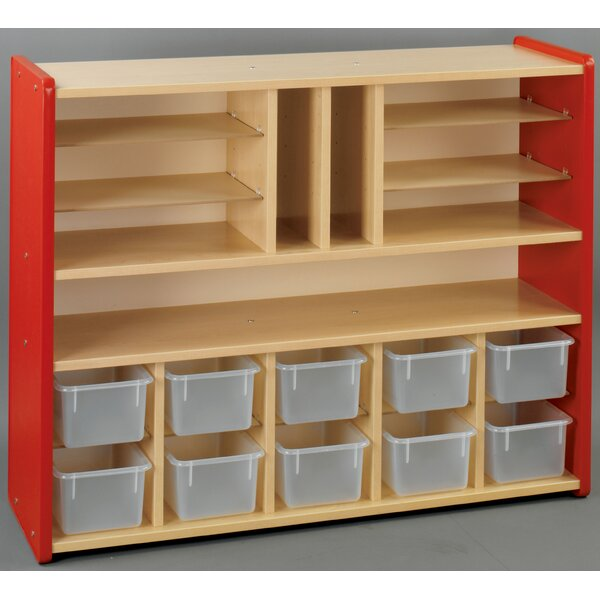 2000 Series 19 Compartment Cubby by TotMate