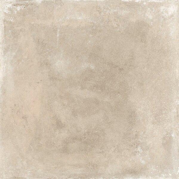 Basole 20 x 20 Ceramic Field Tile in Beige by Interceramic