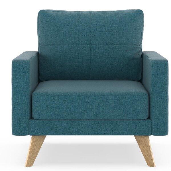 Cowell Armchair by Corrigan Studio