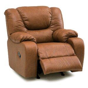 Dugan Manual Swivel Rocker Recliner by Palliser Furniture