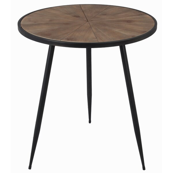 Herdon End Table by Williston Forge