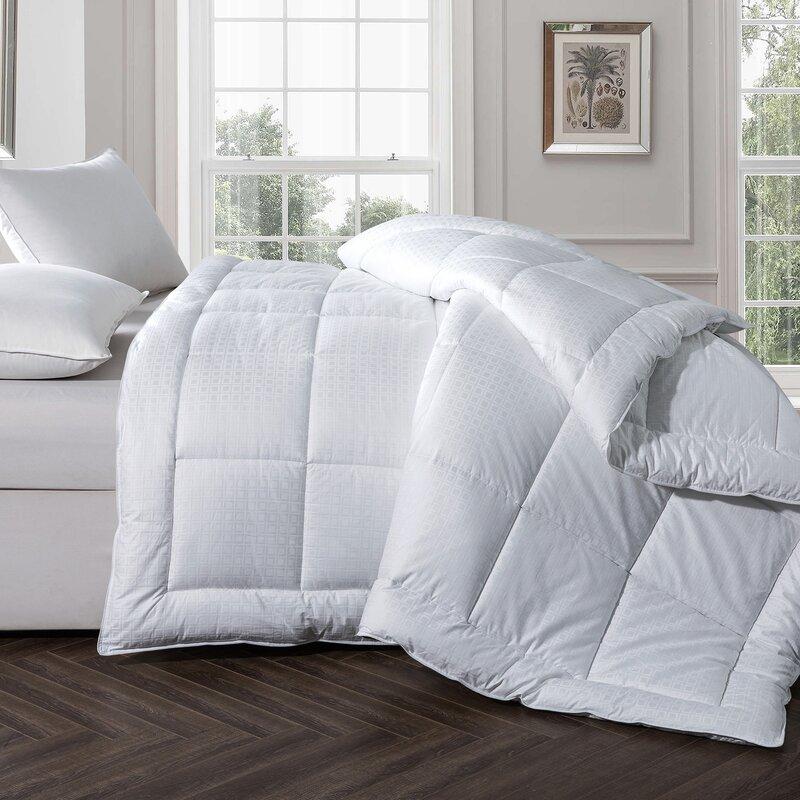 Wayfair Sleep Medium Weight All Season Polyester Down Alternative Comforter Reviews Wayfair