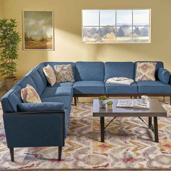 Crosby Modular Sectional by George Oliver
