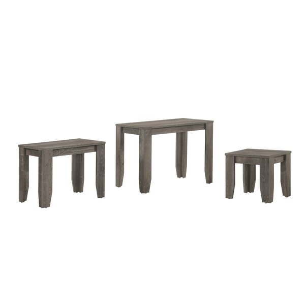 Gilsey 3 Piece Nesting Tables By Gracie Oaks