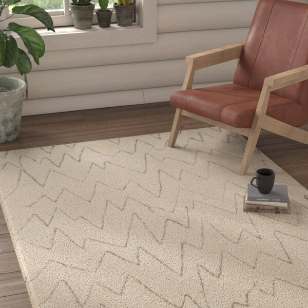 Paniagua Ivory Area Rug by Union Rustic