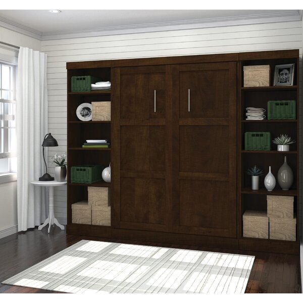 Pia Murphy Bed by Beachcrest Home