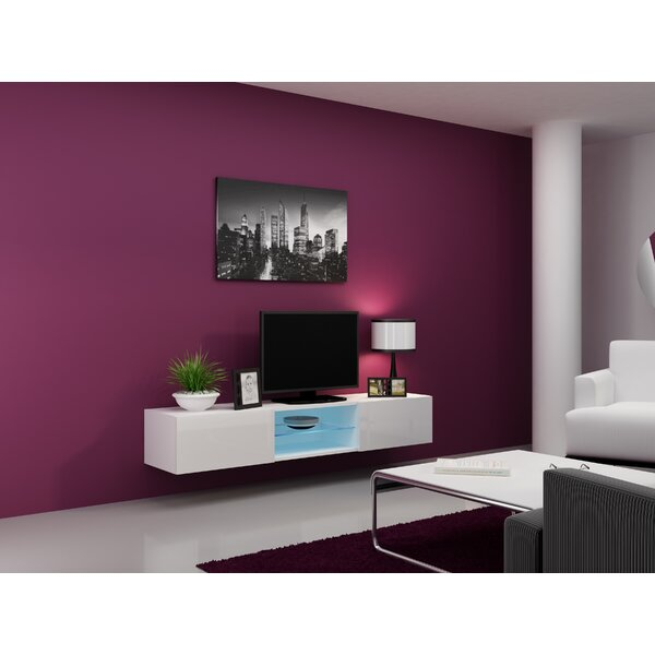 Cargile Floating TV Stand For TVs Up To 78