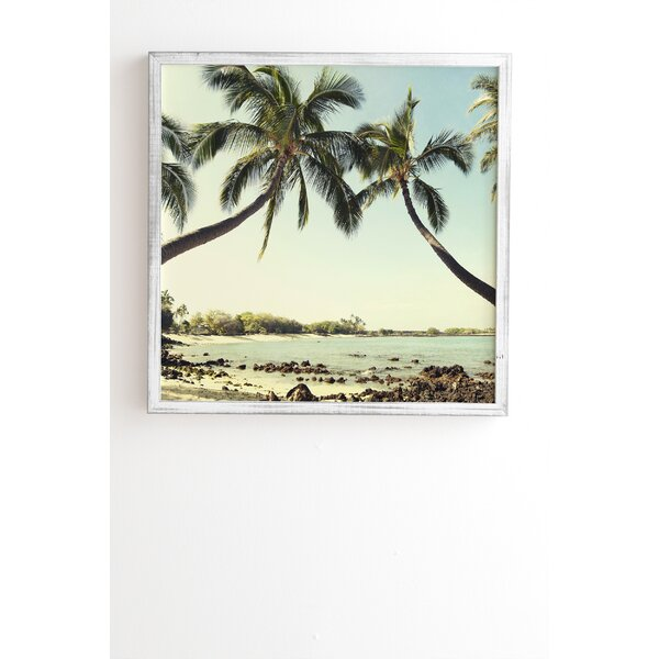 The Bay Framed Photographic Print by East Urban Home