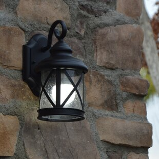 Aldford Outdoor Wall Lantern By Charlton Home Outdoor Lighting