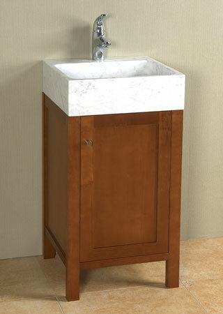 Ronbow Contempo 17 Single Bathroom Vanity Set Reviews Perigold