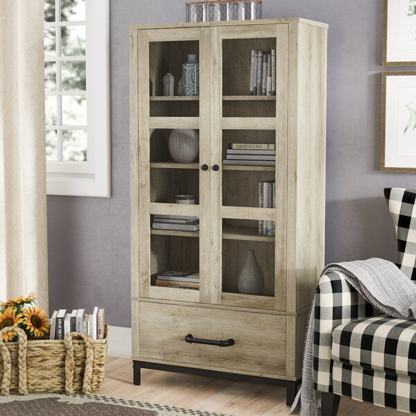 Mastrangelo 1 Drawer Accent Cabinet by Gracie Oaks