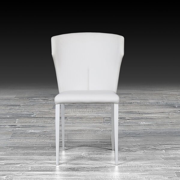 Zismer Upholstered Dining Chair (Set of 2) by Orren Ellis