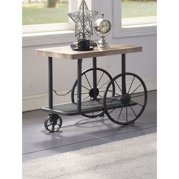 Anabella End Table By Gracie Oaks