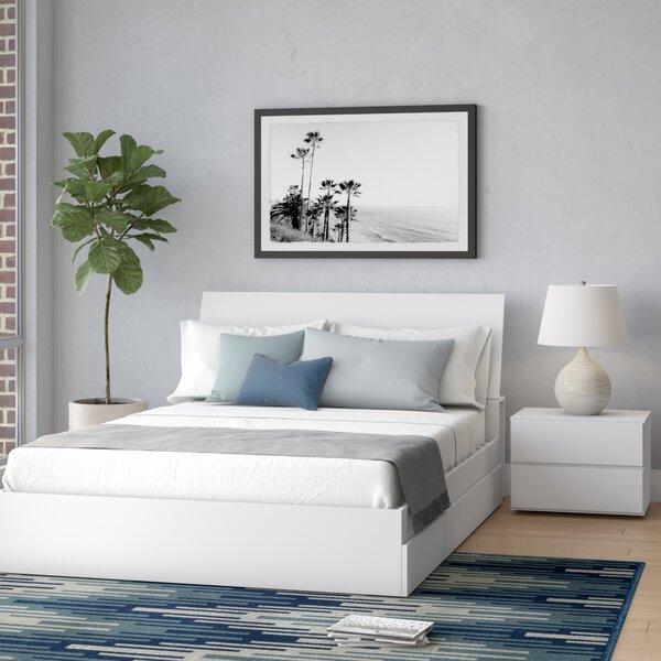 Kumail Platform 2 Piece Bedroom Set by Latitude Run
