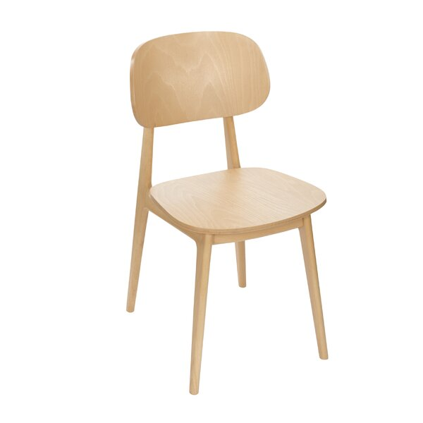 Emma Solid Wood Dining Chair by BFM Seating BFM Seating