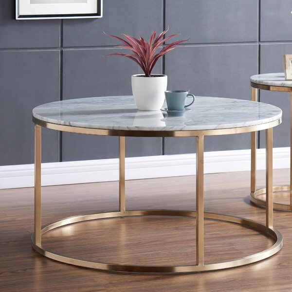 Chinery Coffee Table by Everly Quinn