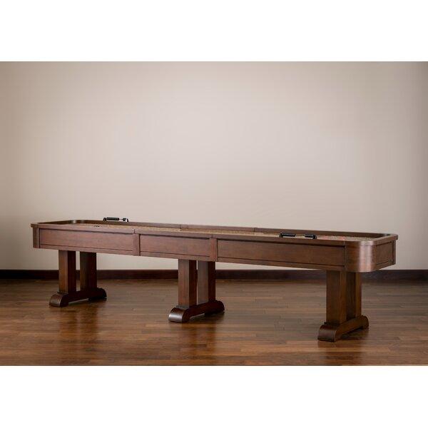 Milan Shuffleboard Table by American Heritage