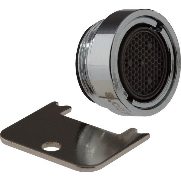 Vandal Resistant Aerator Bathroom Faucet by Delta