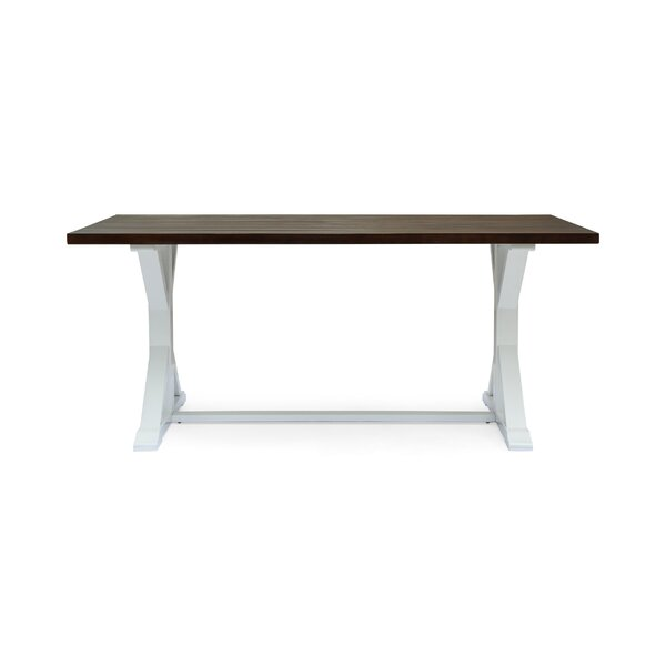 Hobby Traditional Wood Dining Table by Gracie Oaks