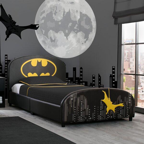 DC Comics Batman Twin Platform Bed by Delta Children