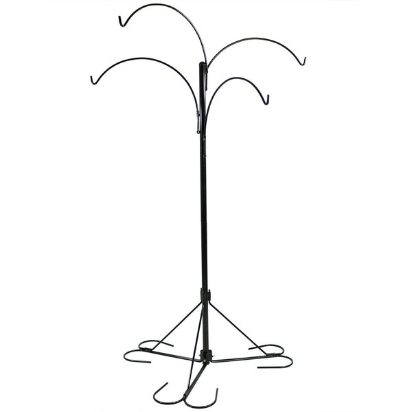Lafe 4-Arm Hanging Basket Stand by Freeport Park