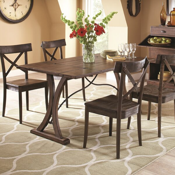 Cadell Dining Table by Gracie Oaks