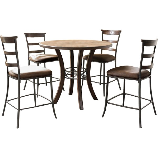 Royalton 5 Piece Dining Set By Red Barrel Studio Modern